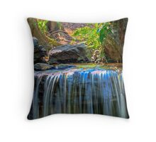 Waterscape HDR Throw Pillow