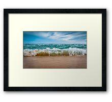 Seabreeze Framed Print