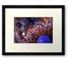 Astral Amnesia Framed Print