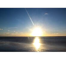 Stunning Sunset Photographic Print