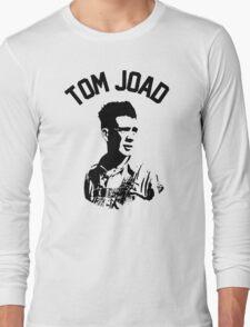 Tom Joad Long Sleeve T-Shirt