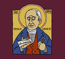 Rodolphe Töpffer: Patron Saint of Comics Unisex T-Shirt