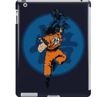 Goduken iPad Case/Skin