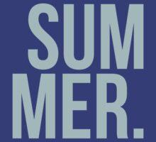 Summer. by Hrern1313