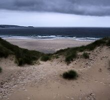 Brooding Skies over Cornwall by mikepom