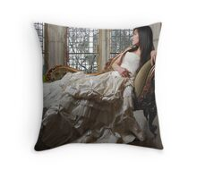 Her Excellency II Throw Pillow