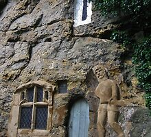 Chapel of Our Lady of The Crag by acornandowl