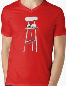 snooze Mens V-Neck T-Shirt