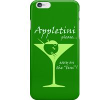 Appletini iPhone Case/Skin