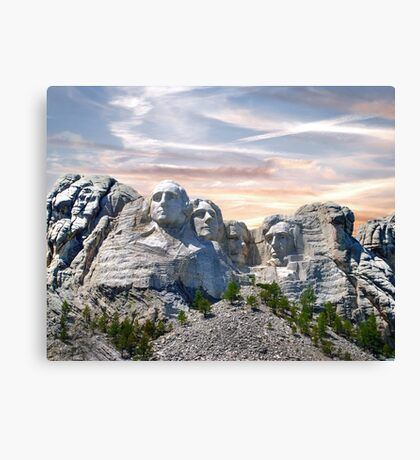 Presidential Canvas Print