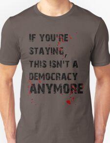 Kill Democracy T-Shirt