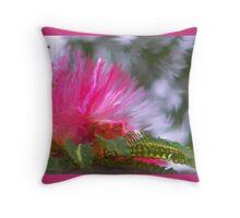 mimosa dream Throw Pillow