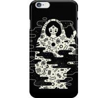 The Magician: Black Magic iPhone Case/Skin