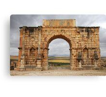 Roman arch Canvas Print