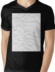 paper Mens V-Neck T-Shirt