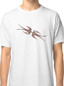 'Yen Zhi' Swallows Spring Flowers Classic T-Shirt