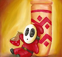 Shy Guy and the Magic Potion by Katie Clark