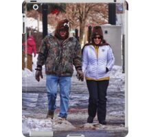 Check out our cool hats iPad Case/Skin