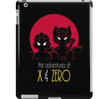 The Adventures of X & Zero iPad Case/Skin