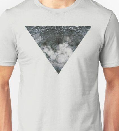 Moon Triangle Unisex T-Shirt