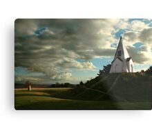 Farley Mount Monument Metal Print