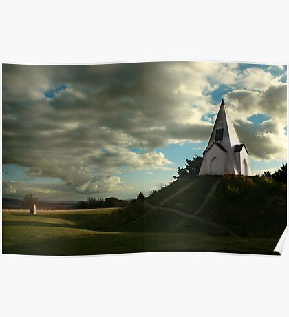 Farley Mount Monument Poster