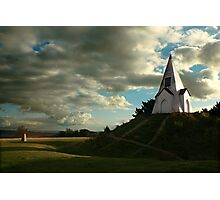 Farley Mount Monument Photographic Print