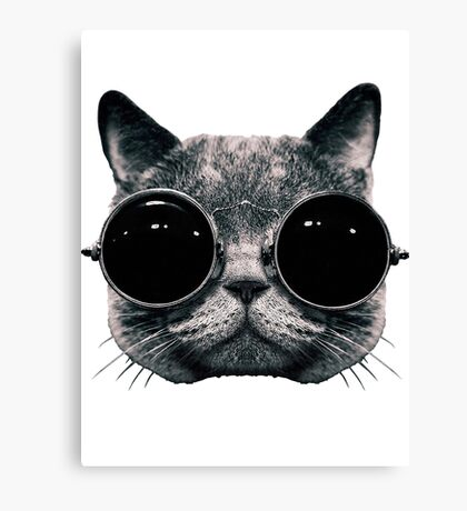 Meow Me-Yeahhhh... Canvas Print