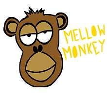 Mellow Monkey by rorkstarmason