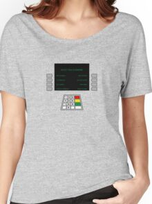 ATM Machine Women's Relaxed Fit T-Shirt