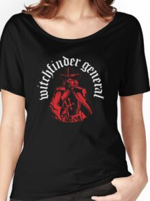Matthew Hopkins - Witchfinder General Women's Relaxed Fit T-Shirt