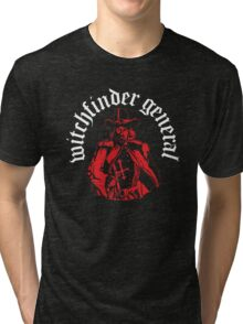 Matthew Hopkins - Witchfinder General Tri-blend T-Shirt