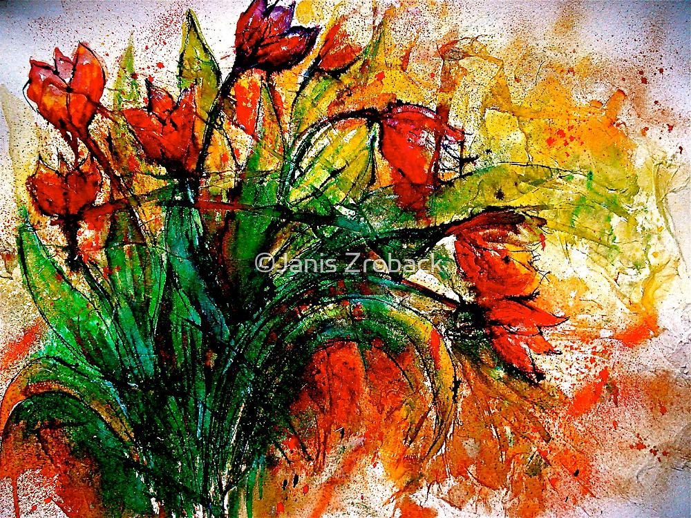 Flowers...Tulips by ©Janis Zroback