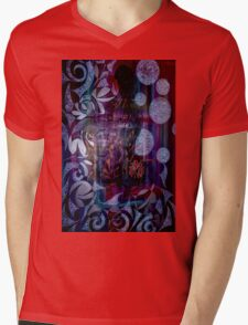 Dreaming Figurative Michaela Miller Artist Mens V-Neck T-Shirt