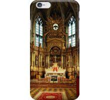 St. Pierre Church, Avignon, France iPhone Case/Skin