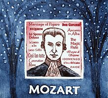 MOZART by Paul Helm