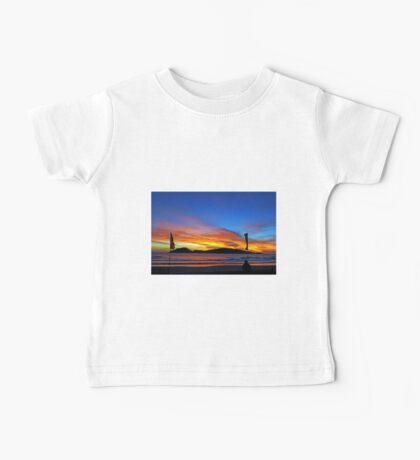 Sunset Baby Tee