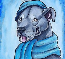Pit Bull 1 by Lions in Caffeine