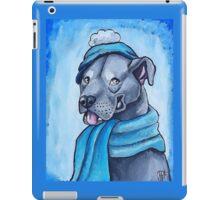 Pit Bull 1 iPad Case/Skin
