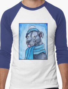 Pit Bull 1 Men's Baseball ¾ T-Shirt