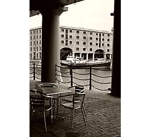Albert dock  Photographic Print