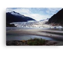 Mendenhall Glacier, Alaska Canvas Print