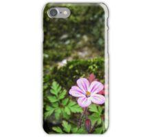 Pink Castle Flower - Helmsley Castle iPhone Case/Skin