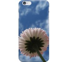 Flower Looking up to the Sky iPhone Case/Skin