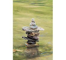 Cairn Photographic Print