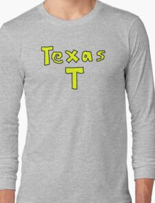 Texas T Long Sleeve T-Shirt
