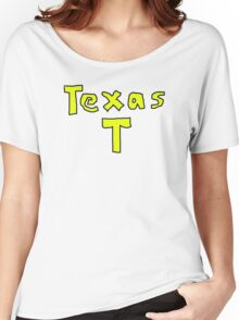 Texas T Women's Relaxed Fit T-Shirt