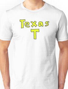 Texas T Unisex T-Shirt