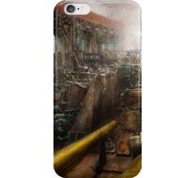 STEAMPUNK - War - We are ready iPhone Case/Skin