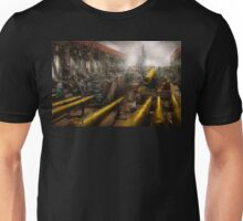 STEAMPUNK - War - We are ready Unisex T-Shirt